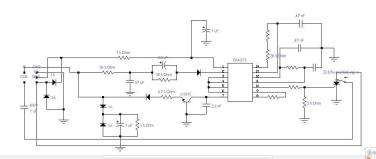 here's schematic of shindengen cdi circuit diagram that has been revised   sorry about this!