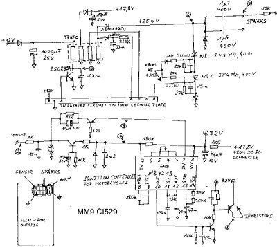 wiring diagram yamaha f1zr wire center u2022 rh sischool co Motor Yamaha F1ZR F1ZR Road Race