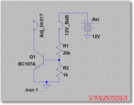 Schematic nwxsn kelemahan pembagi tegangan dengan resistor ini respon bersifat linear artinya transistor tidak langsung on tapi menghantar sedikit demi sedikit ccuart Image collections